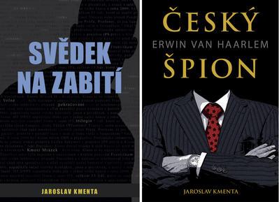 Obrázok Balíček Svědek na zabití + Český špion Erwin van Haarlem