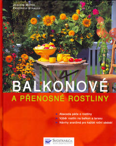Obrázok Balkonové a přenosné rostliny