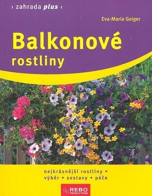 Obrázok Balkonové rostliny