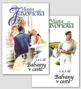 Obrázok Balvany v cestě 1. - 5. díl (Komplet 2 ks knih)