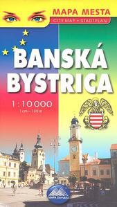 Obrázok Banská Bystrica 1: 10 000
