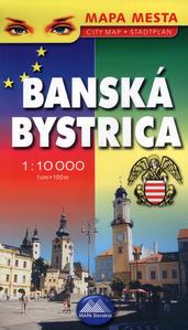Obrázok Banská Bystrica 1:10 000