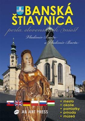 Banská Štiavnica perla slovenských miest (CD)