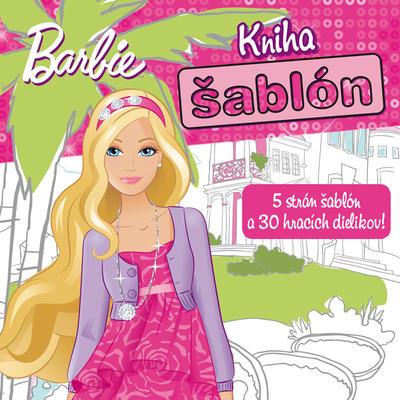 Obrázok Barbie Kniha šablón