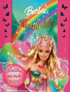 Obrázok Barbie Knížka na rok 2008