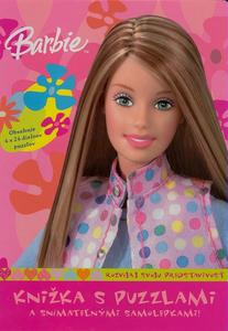 Obrázok Barbie Knižka s puzzlami