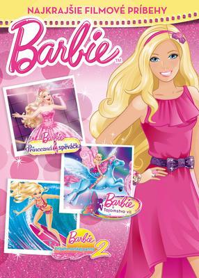 Obrázok Barbie Najkrajšie filmové príbehy