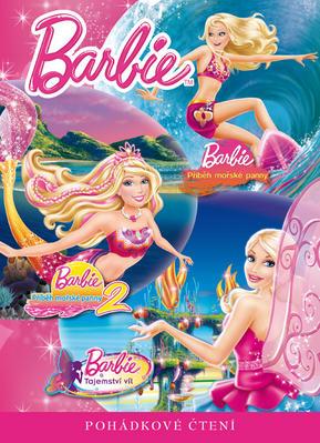 Obrázok Barbie Pohádkové čtení