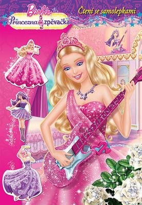 Obrázok Barbie Princezna zpěvačka