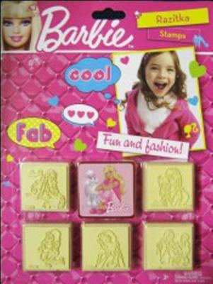 Obrázok Barbie - razítka