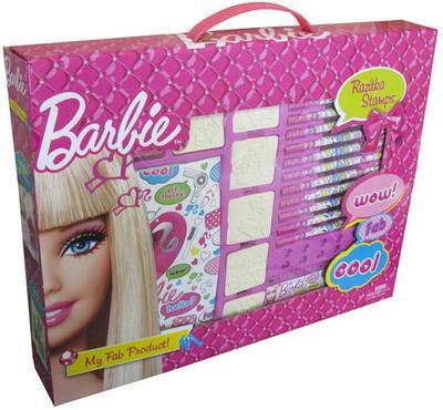 Obrázok Barbie - razítka v kufříku