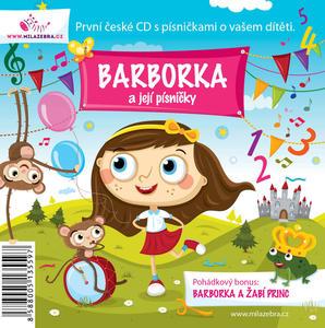 Obrázok Barborka a její písničky