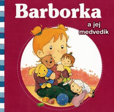Obrázok Barborka a jej medvedík