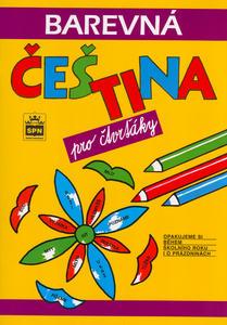 Obrázok Barevná čeština pro čtvrťáky