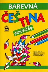 Obrázok Barevná čeština pro třeťáky