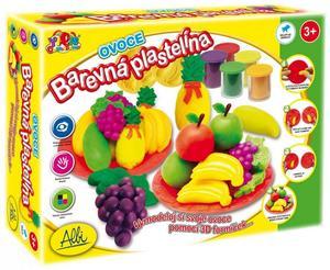 Obrázok Barevná plastelína Ovoce