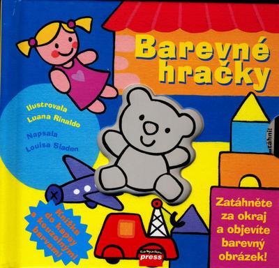 Barevné hračky