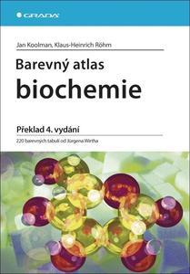 Obrázok Barevný atlas biochemie