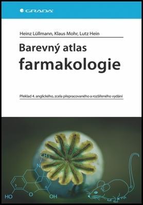 Obrázok Barevný atlas farmakologie
