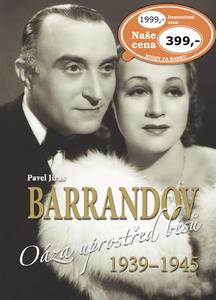 Obrázok Barrandov Oáza uprostřed běsů 1939 - 1945