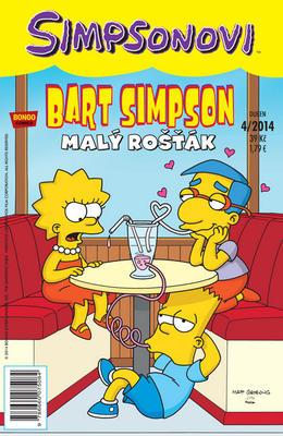 Obrázok Bart Simpson Malý rošťák