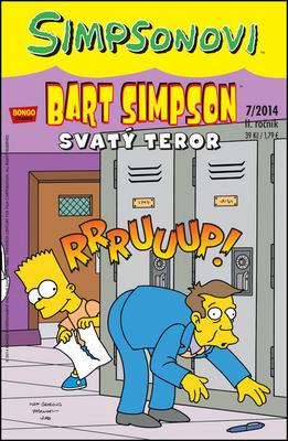 Obrázok Bart Simpson Svatý teror