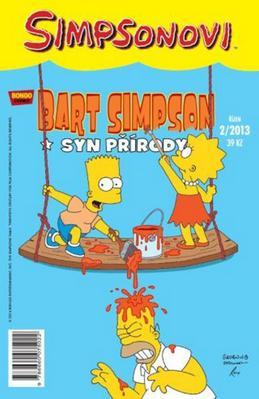 Obrázok Bart Simpson Syn přírody
