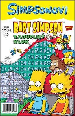 Obrázok Bart Simpson Tajuplný kluk