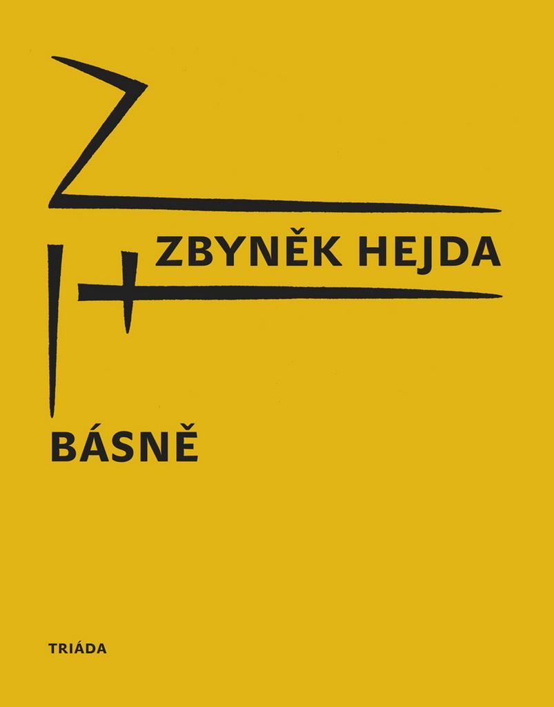 Básně - Zbyněk Hejda