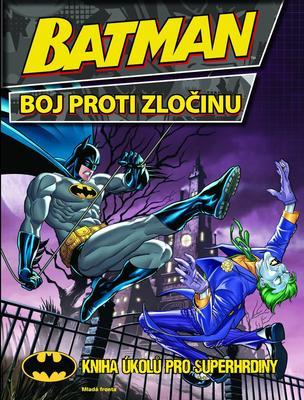 Obrázok Batman boj proti zločinu