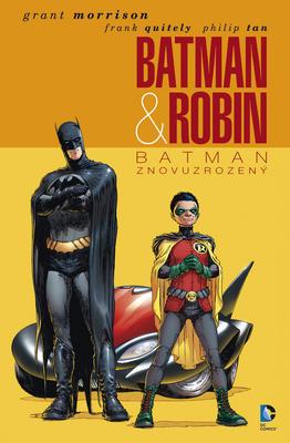 Batman & Robin 1 Batman znovuzrozený