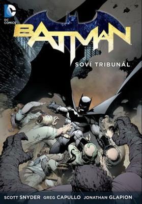 Obrázok Batman Soví tribunál