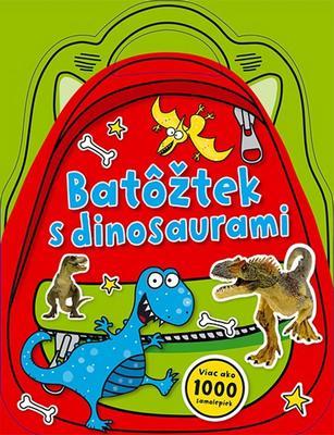 Obrázok Batôžtek s dinosaurami