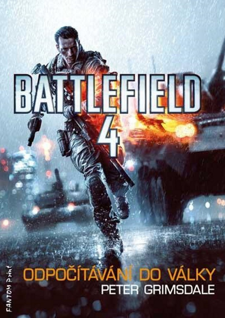 Battlefield 4 - Peter Grimsdale