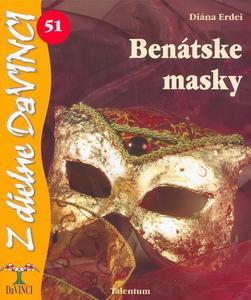 Obrázok Benátske masky