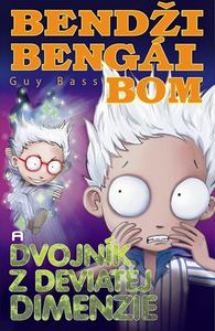 Obrázok Bendži Bengál Bom a dvojník z deviatej dimenzie