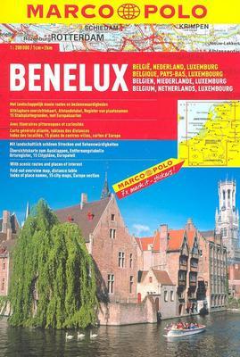 Obrázok Benelux 1:300 000