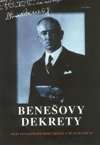 Obrázok Benešovy dekrety   FILIP TREND