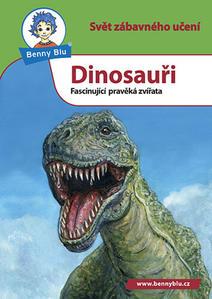 Obrázok Benny Blu Dinosauři