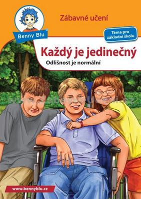 Obrázok Benny Blu Každý je jedinečný