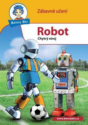 Obrázok Benny Blu Robot
