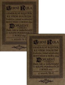 Obrázok Berní rula