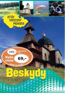 Obrázok Beskydy Ottův turistický průvodce