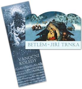 Obrázok Betlém Jiří Trnka skládací  + Vánoční koledy s notami