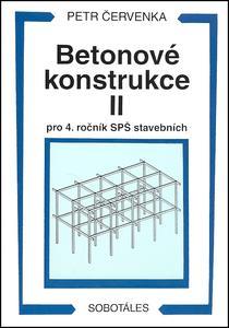 Obrázok Betonové konstrukce II pro 4. ročník SPŠ stavebních