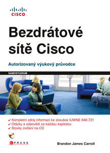 Obrázok Bezdrátové sítě Cisco