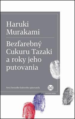Obrázok Bezfarebný Cukuru Tazaki a roky jeho putovania