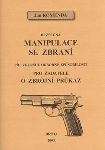 Obrázok Bezpečná manipulace se zbraní při zkoušce odborné způsobilosti