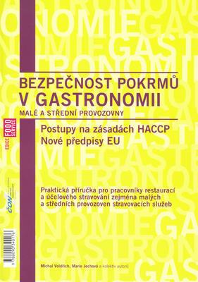 Obrázok Bezpečnost pokrmů v gastronomii