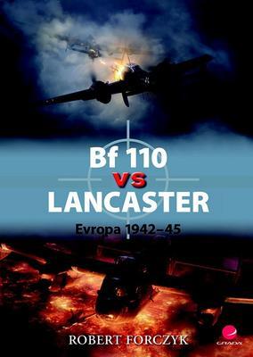 Obrázok Bf 110 vs Lancaster